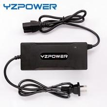12 S 50.4 V 1.5A 2A Carregador Inteligente de Bateria de Lítio para 43.2 V 43.8 V 44.4 V 48 V Lypomer li-ion Battery Pack