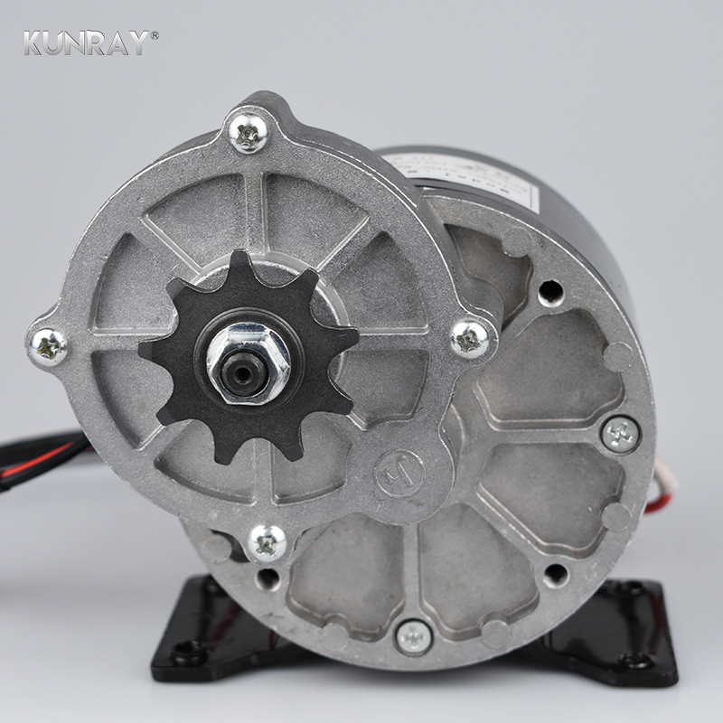 купить 24V DC 250W Brushed Motor Electric Bicycle Engine Set Electric Tricycle Motor Electric Scooter Bike Accessories MY1016Z Ebike по цене 5169.85 рублей
