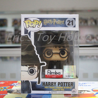Original Exclusive Funko pop Harry potter with Hat Action Figure Hot Movie Vinyl Figure Collectible Model Toy with Original box