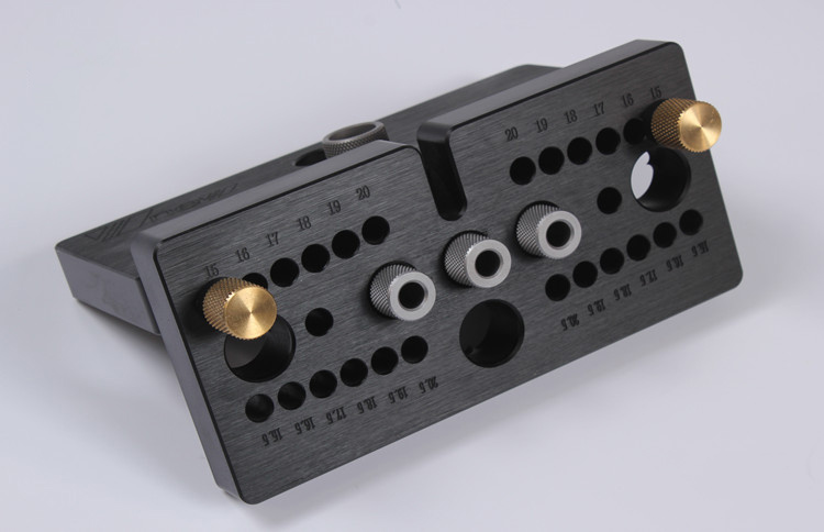 Dowelling Jig for Furniture Fast Connecting Cam Fitting,drilling locator