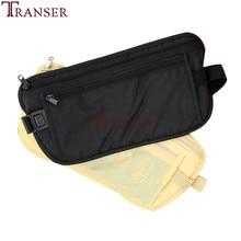 Transer Moda žene Sigurnosne torbe Novčanik Povremni Putovanje Skladištenje patentni zatvarač Torbica vrećica A18