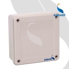 145*145*60mm  IP67 ABS Junction Box / Plastic Screw Type  Waterproof  Enclosure   (SP-02-141460)