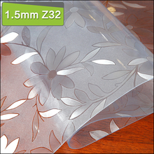Pvc Solid Transparent Table Cloth Soft Glass Table Cover Crystal Waterproof  Oilproof Table Cloths Rectangle manteles para mesa