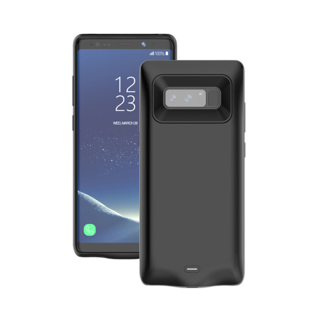 brand new 7166a ff450 US $34.99 |Battery Charger Case for Samsung Note 8 Luxury New 5500 mAh  External Backup Power Bank Charger Case for Samsung Galaxy Note 8 -in  Battery ...