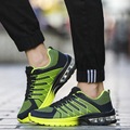 Men Casual Shoes Fashion Music Rhythm Men Breathable Mesh Outdoor Shoes Light Male Shoes