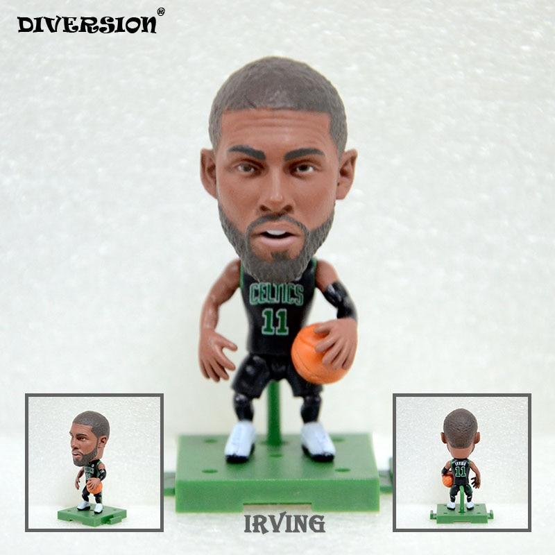 All star figure IRVING Basketball player Model Figurine mannequins Toy Boston Celtics NO.11 IRVING Christmas fans gift