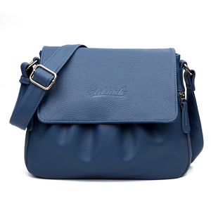 Image 4 - 高品質本革女性のハンドバッグカジュアル女性のショルダーバッグ女性のメッセンジャークロスボディバッグ旅行バッグ送料無料