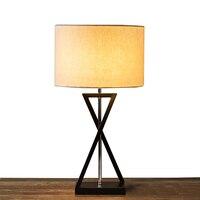 Moderne Kunst Dekor Table Lampe E27 Halter Led-lampe Schreibtisch Lampen, Nacht Home Leuchten kinderzimmer beleuchtung