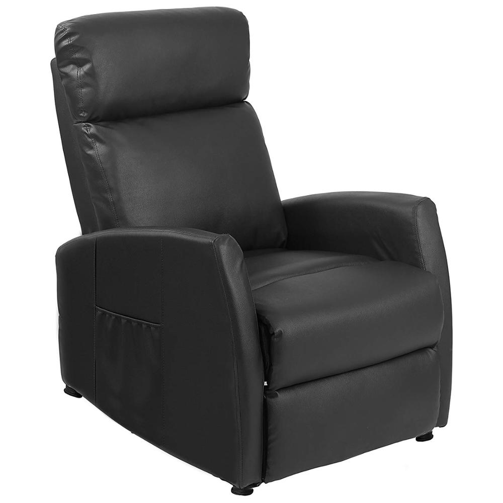 Cecotec Relax Armchair Massage Compact Push Back Black