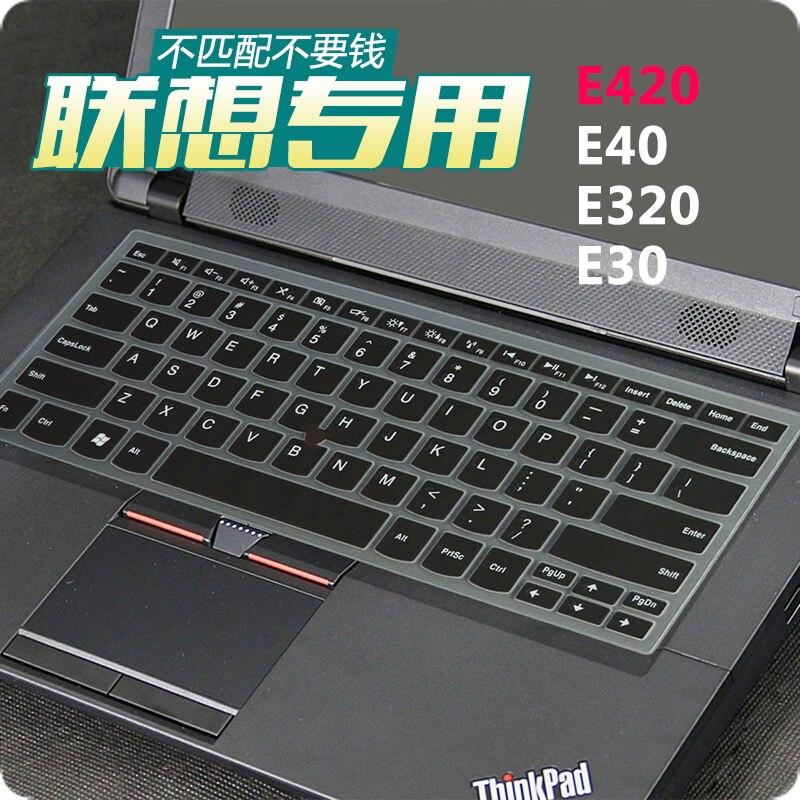 Laptop Accessories Silicone Film Laptop Keyboard Cover Protector For Lenovo Ibm S420 E420 E420s E425 E320 E325 E30 E31 E40 E50 E51 Edge E13 Keyboard Covers