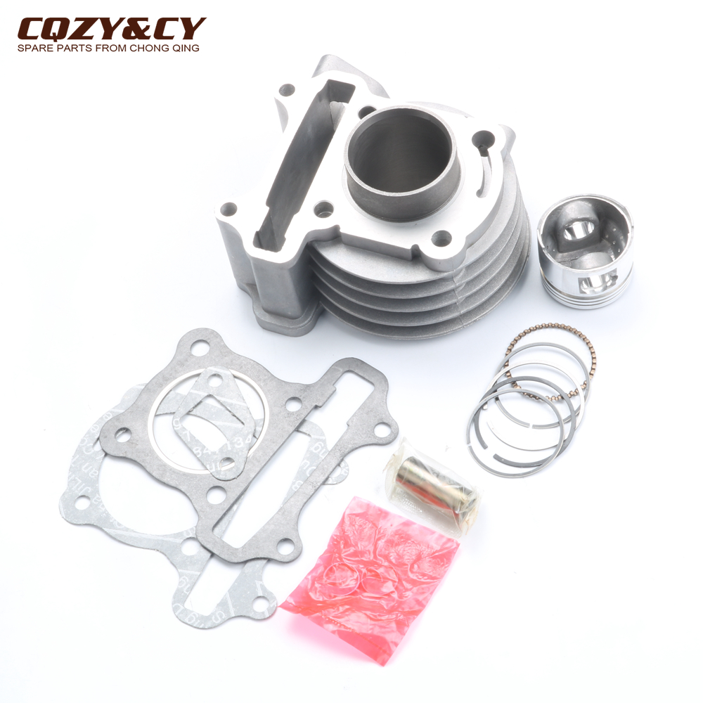 49cc 50cc GY6 39mm/13mm cylindre Kit Piston Scooter chinois cyclomoteur 139QMB moteur