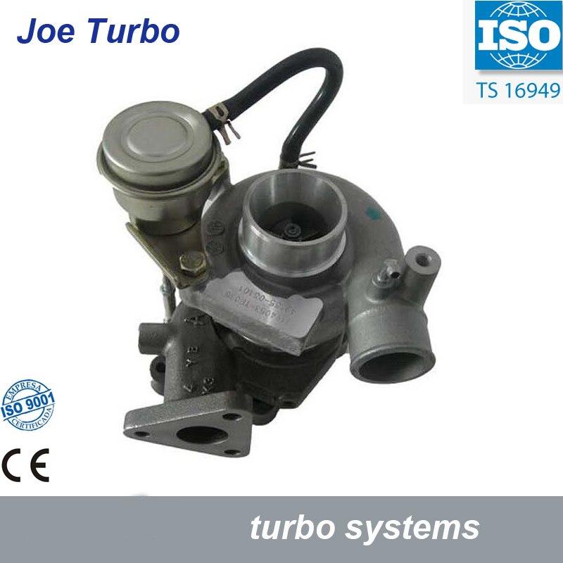 TF035 турбо 49135-03101 49135-03100 49135-03110 водяной турбонагнетатель для Mitsubishi Pajero Shogun Challanger Delica L400 4M40 2.8L