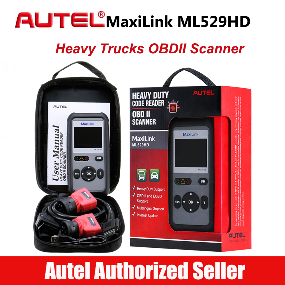 USB Cable for Autel MAXILINK ML529HD
