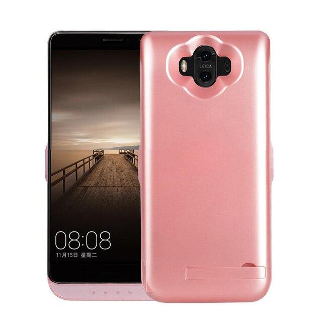 Для HuaWei mate9 M9 Высокая Емкость 7000 МАч Телефон Защитный Зарядное Устройство Дело Внешняя Батарея Зарядное Устройство Дело Power Bank Резервного Копирования Крышка
