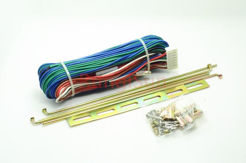 Sistema de bloqueo central de camión 12V DC Actuador remoto remoto - Electrónica del Automóvil - foto 6