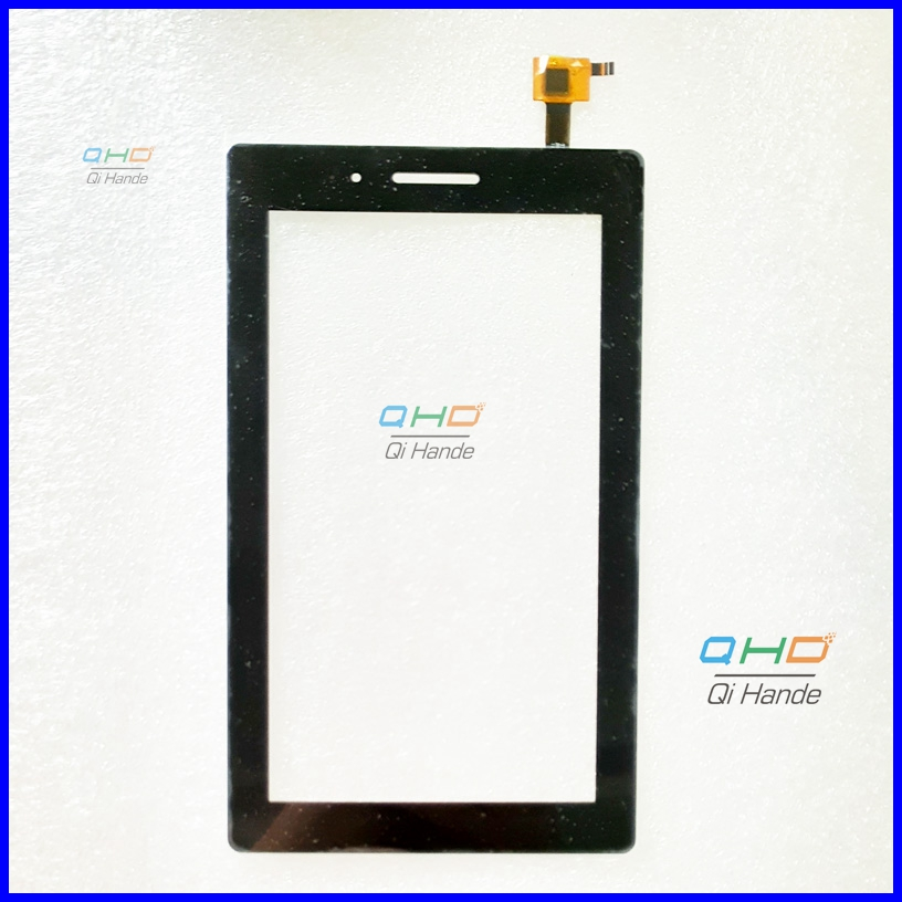 New Touch Screen Digitizer For 7 Lenovo Tab 3 Al710 Al 710 Tablet Touch panel sensor replacement Free Shipping touch panel for lenovo miix3 830 miix 3 830 80jb touch screen digitizer sensor replacement free shipping