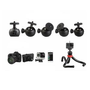 Image 5 - Esnek ahtapot büyük Tripod standı multi fonksiyonel Mini kamera Tripod Gopro 9 8 7 6 5 DJI Osmo eylem kamera aksesuarları