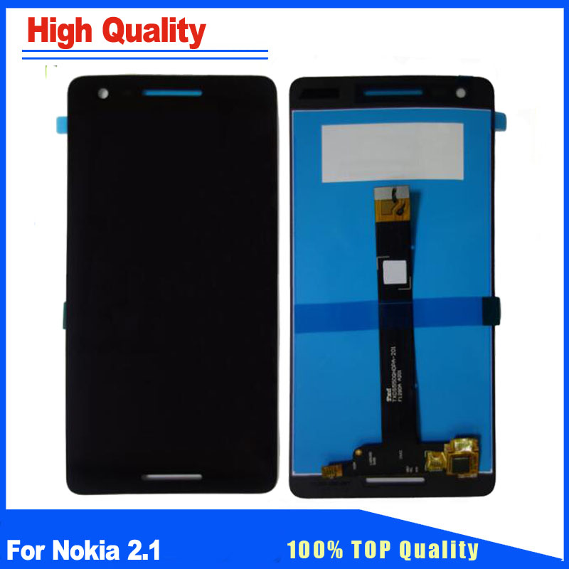 5.5 Replacement Part For Nokia 2.1 TA-1080 TA-1084 LCD Screen Display+Touch Glass Digitizer Assembly With Free Repair Tools5.5 Replacement Part For Nokia 2.1 TA-1080 TA-1084 LCD Screen Display+Touch Glass Digitizer Assembly With Free Repair Tools