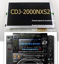 CDJ 2000NXS2 CDJ 2000 nexus 2 디스플레이 패널 cdj2000nxs2 용 기존 lcd 화면
