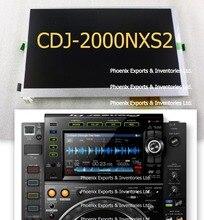 หน้าจอ LCD ต้นฉบับสำหรับ CDJ 2000NXS2 CDJ 2000 NEXUS 2 แผงจอแสดงผล CDJ2000NXS2