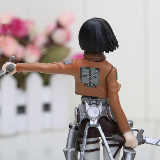 Attack On Titan Ackerman PVC Action Figure Toy