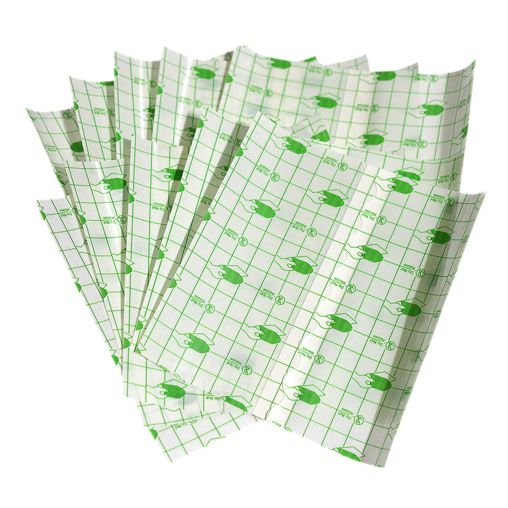 10pcs Protective Breathable Tattoo Film After Care Tattoo Aftercare Solution For The Initial Healing 15cm X 15cm