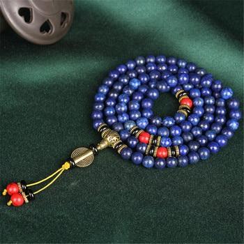 Bracelet Avec Lapis Lazuli