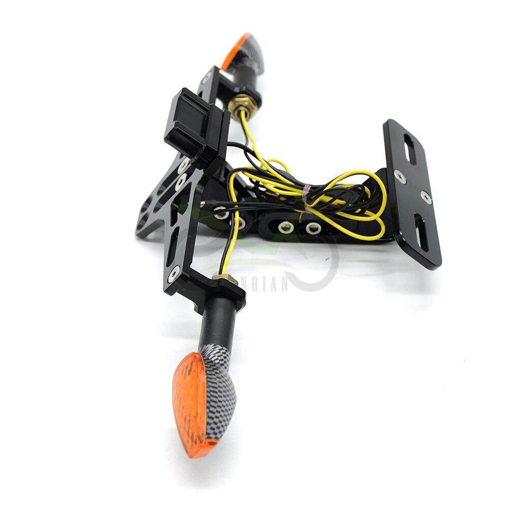 Sepeda Motor Adjustable Aluminium Plat Nomor Lisensi Sinyal Lampu Bra Kait Depan Sexy Buka Push Up Bra8052 Pembayaran Info