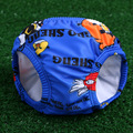 Baby girl boy traje de baño 20 estilos para elegir recién nacido 0 - 2 T patrón animal de la historieta pañales de natación traje de baño 4 tamaño 30 pc/lot