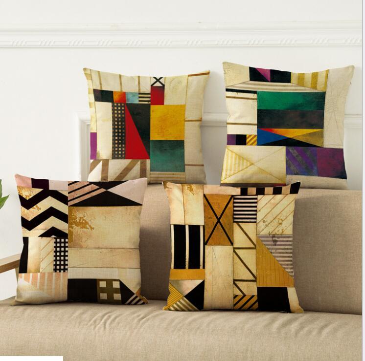 African Print Inspired Throw Cushions Hug Cushions