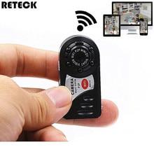 Marca nuevo Mini Q7 Cámara 720 P Wifi DV DVR Inalámbrico IP Cam Nuevo Grabador de Vídeo digital de Visión Nocturna Por Infrarrojos Pequeño cámara