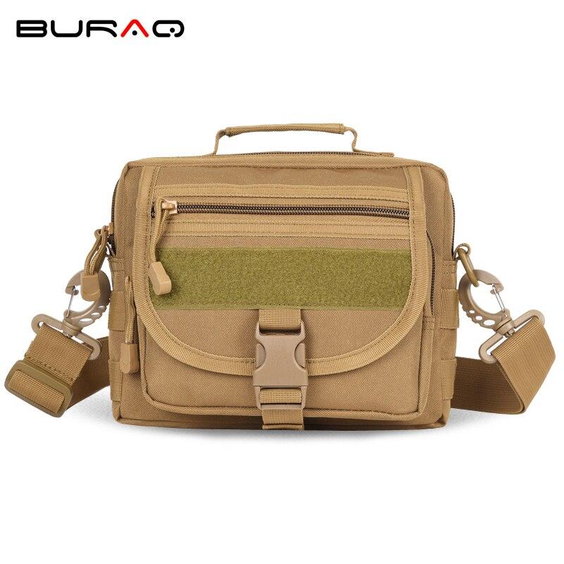 High Density 600D Oxford Small sling Shoulder Bag Men Military Chest Bag Molle Messenger Crossbody Bag Bolso de hombro T0117