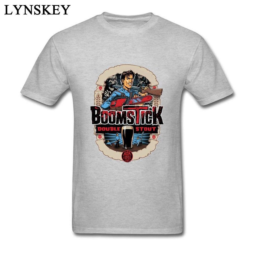 Evil dead boomstick_grey