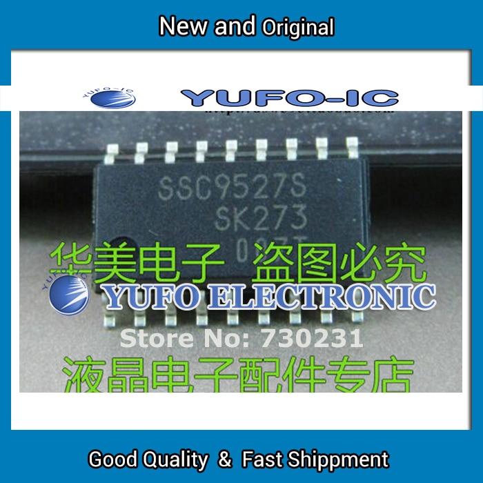 Free Shipping 5PCS SSC9527S new original LCD backlight driver IC (YF0912)