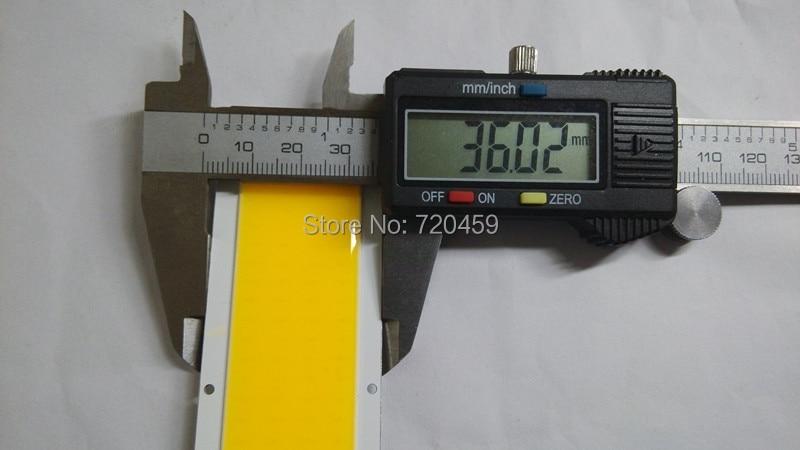 Panel de lámpara de la lámpara de tira de luz COB de emisión de - Iluminación LED - foto 5