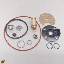 Kits de reparo gt18v/gt17v/gt20/gt22v/gt25v turbo 6110960899,709836,718089,726689,728720,435095 fornecedor aaa peças do turbocompressor