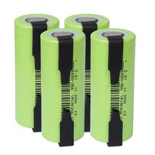 3500mAh Lifepo4 26650 35A 3.2V Rechargeable Battery 10A Rate Discharge 11.2Wh With Nickel Sheets Replacement For Hixon