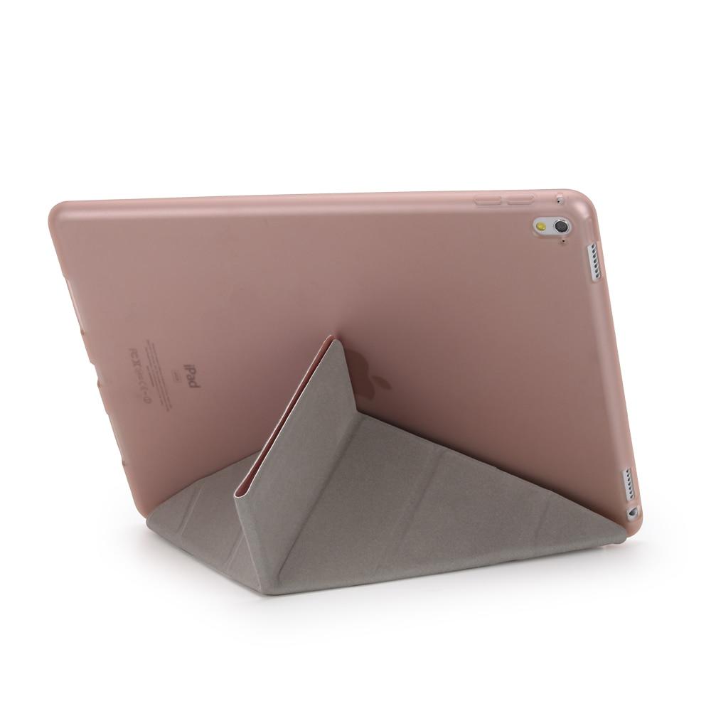IPad Pro 9.7 Case PU Leather TPU үшін iPad Pro 9.7 A1673 A1674 - Планшеттік керек-жарақтар - фото 4