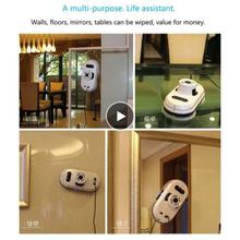 Robot Vacuum Cleaner Electric Window Cleaner Robot Washer Vacuum Cleaner Robot Washing Glass Window Cleaning Robot