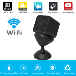 SQ13 HD WIFI small mini wireless Camera cam 1080P video Sensor Night Vision Camcorder Micro Cameras DVR Motion Recorder Camcorde