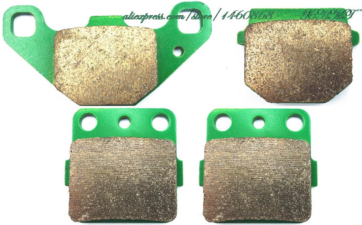 Набор тормозных колодок для Tm 80 85 Minicross / Junior 1996 1997 1998 1999 2000