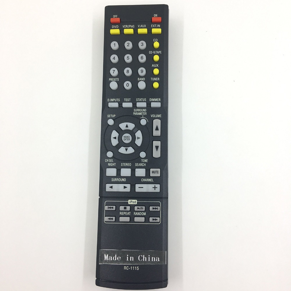 Buy universal remote for denon receiver and get free shipping on  AliExpress.com