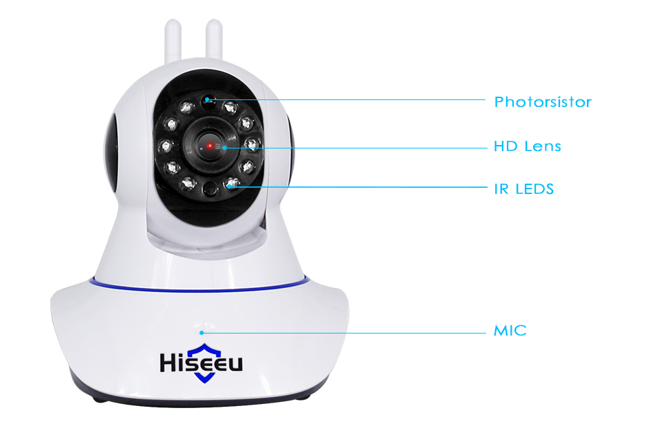 2mp Vision Surveillance Camera 18
