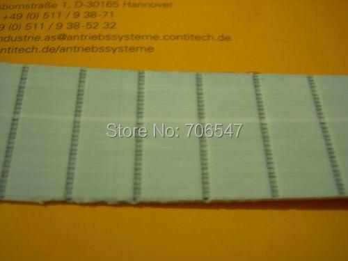 flat nylon belt 25 mm - Wholesale 10Meters P4-25  Flat Belt Width 25mm Thickness 4mm Polyurethane with Steel core for Fitness Equipment P4 Flat Belt