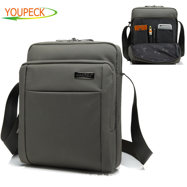 052d46dd0cc8 US $21.57 27% OFF Tote Bag 9 10.1 Inch Tablet Shoulder Bag Sleeve Carrying  Case For iPad Air Cover Men's Cross body Messenger Bag Free Drop Ship-in ...