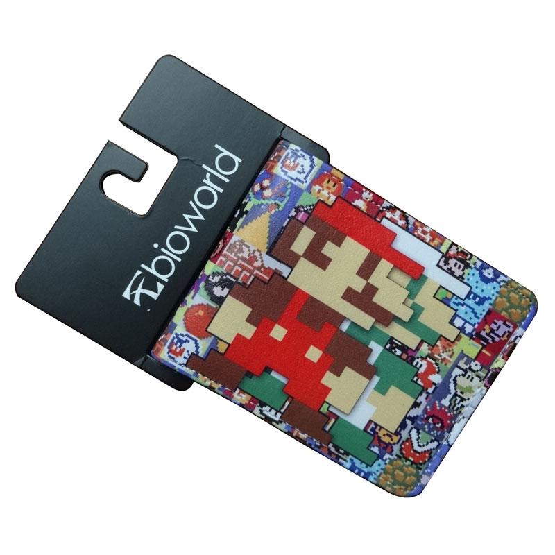 Лидер продаж Супер Марио кошельки Kawaii с рисунком аниме кошелек подарок для подростков мальчиков и девочек Деньги сумки кожаные короткие ...