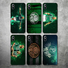 Yinuoda Palmeiras SP FC Team Phone Case Felipe Melo For iPhone DIY Picture Black Soft TPU Cover X XR XS MAX 7 8 7plus 6 6S 5S