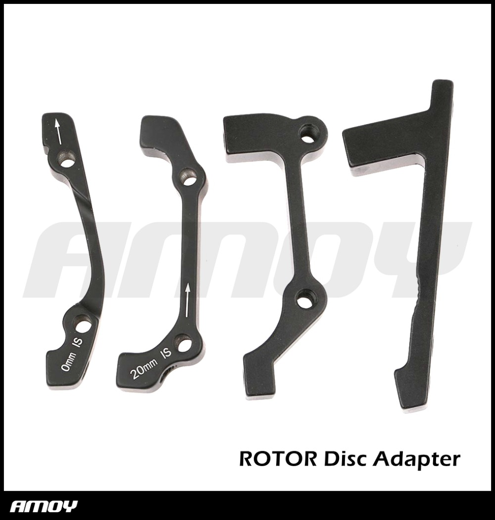 1pcs MTB disc brake Bracket IS PM AB to PM Adapter for 140 160 180 203mm rotor