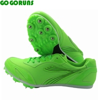 Ultra Light Spikes Running Shoes Men Sneakers Dash Sprint Sports Shoes Breathable Men Track Field Trainers