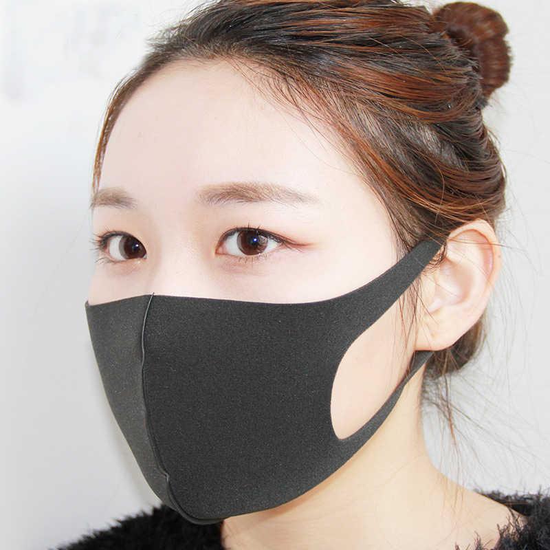 bocca maschera nera